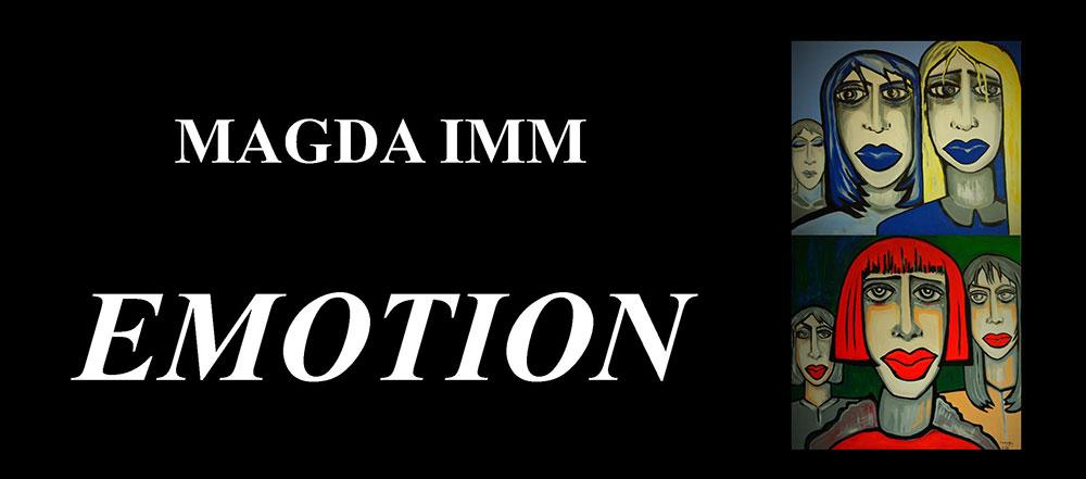 "Abtei Rolduc, Gemäldeausstellung Magda Imm ""Emotion"""