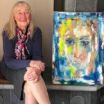 Muse Alice mit Porträt